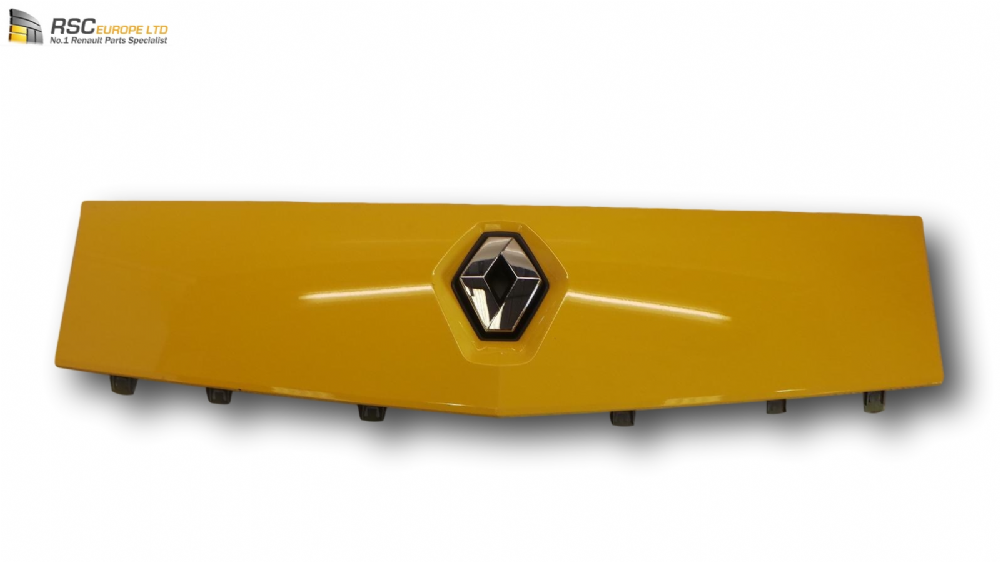 RENAULT KANGOO II PHASE 1 FRONT GRILL IN YELLOW 8200499017 / 8200841037